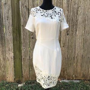 NWT Dainty Hooligan white dress